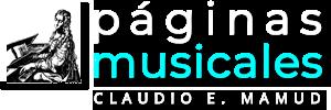 Paginas Musicales Logo